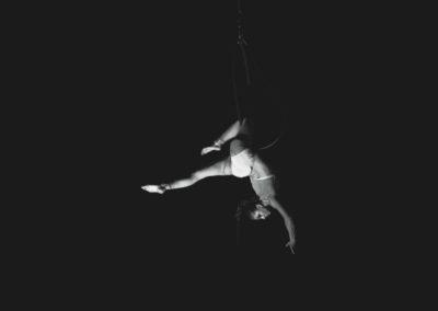 Dream show na festivalu Cirkulum 2017 - 30 metrů nad zemí